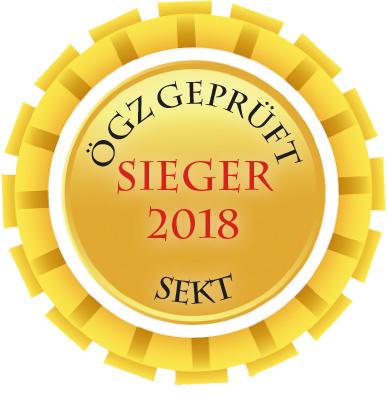 Dezember 2018: 1. Platz und ÖGZ Gold