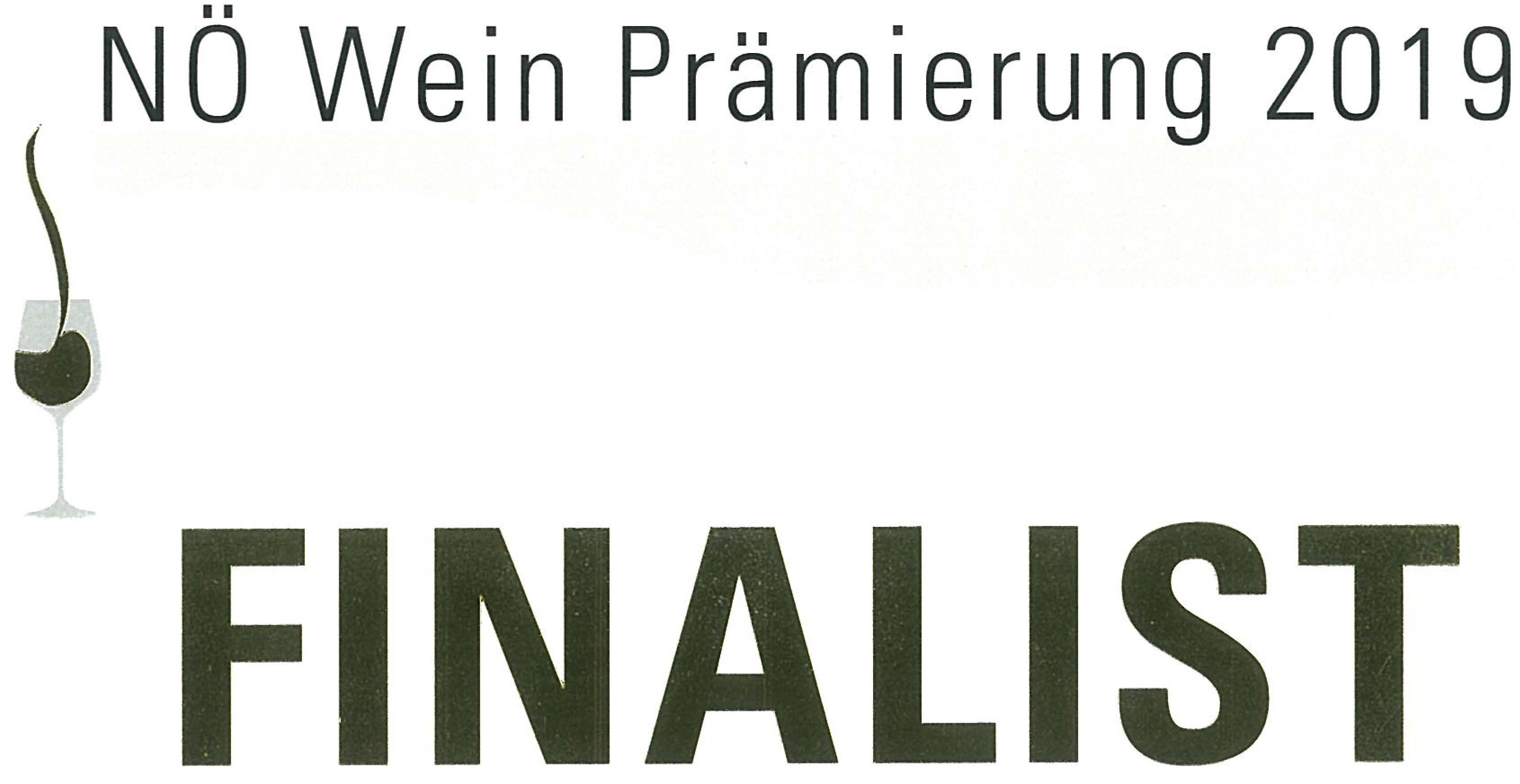 May 2018: Finalist of official Lower Austrian wine competition 2019 - Vintage 2017