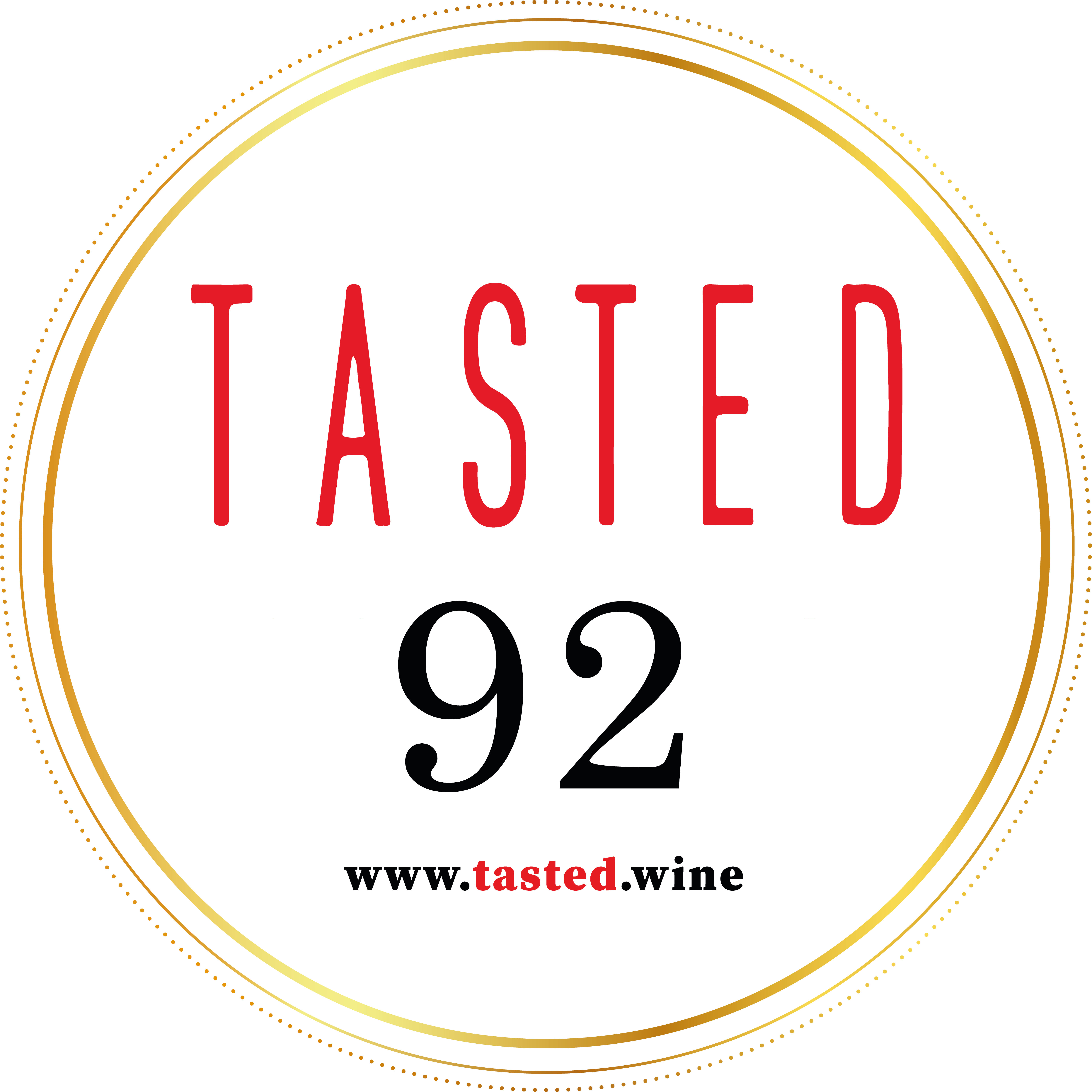 August 2020: 92 points BLIND TASTED for vintage 2018