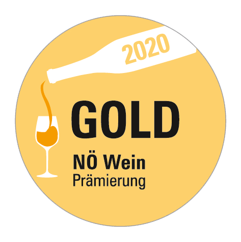 July 2020: NÖ Gold for Vintage 2019